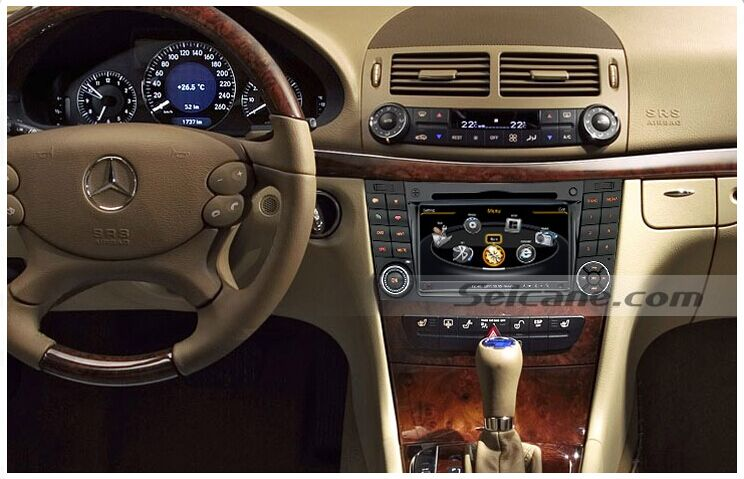 Installation instructions for 2001 2008 mercedes benz g55 for Mercedes benz stereo installation