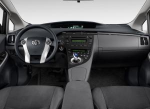 2009-2013 Toyota Prius dashboard