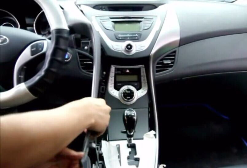 9 Steps To Upgrade 2011 2012 2013 Hyundai Elantra Radio With Touch Screen Bluetooth Ipod Obd2