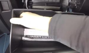 2013 2014 2015 Mazda CX-5 Radio installation step 2