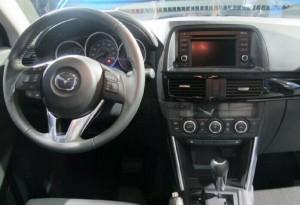 2013 2014 2015 Mazda CX-5 dashboard