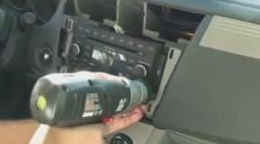 2007-2010 Chrysler Sebring car stereo installation step 3