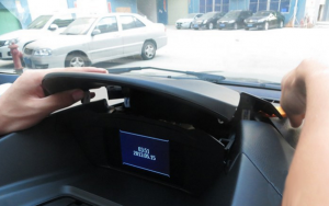 2013 Ford KUGA Radio installation step 1