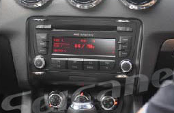 2006-2013 Audi TT car stereo installation step 1