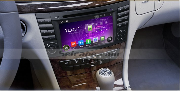 12 easy steps to install a 2001 2008 mercedes benz g class for Mercedes benz stereo installation