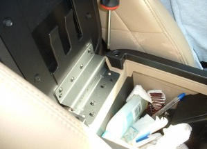 2005-2007 Ford 500 car stereo installation step 2