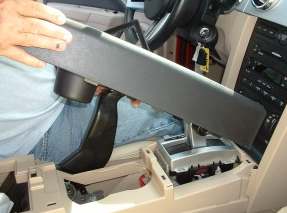 2005-2007 Ford 500 car stereo installation step 3