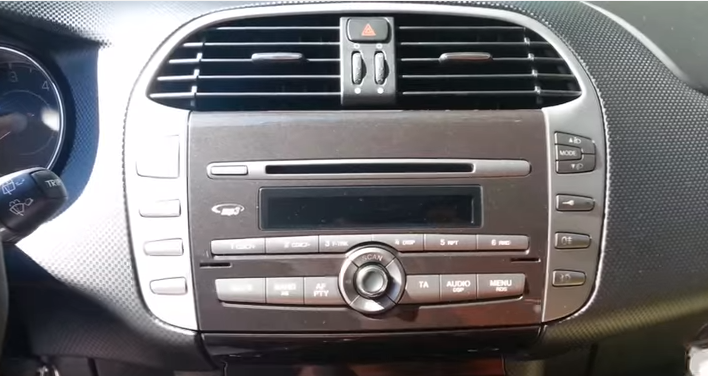 a step by step installation guide for a 2007 2012 fiat bravo car rh carstereowiki com Fiat Tipo Fiat Multipla