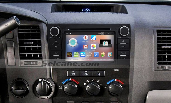 How To Upgrade A 20062013 Toyota Tundra Car Radio With Touch Rhcarstereowiki: 2007 Toyota Tundra Radio Upgrade At Elf-jo.com