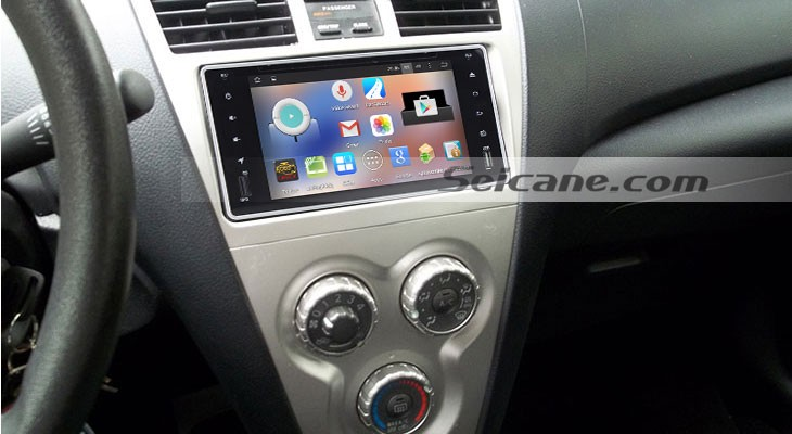 how to upgrade a 2006 2010 toyota camry terios head unit with bluetooth radio touch screen. Black Bedroom Furniture Sets. Home Design Ideas