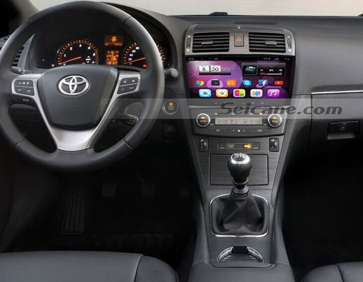 how to remove a 2002 2008 toyota avensis old bluetooth. Black Bedroom Furniture Sets. Home Design Ideas