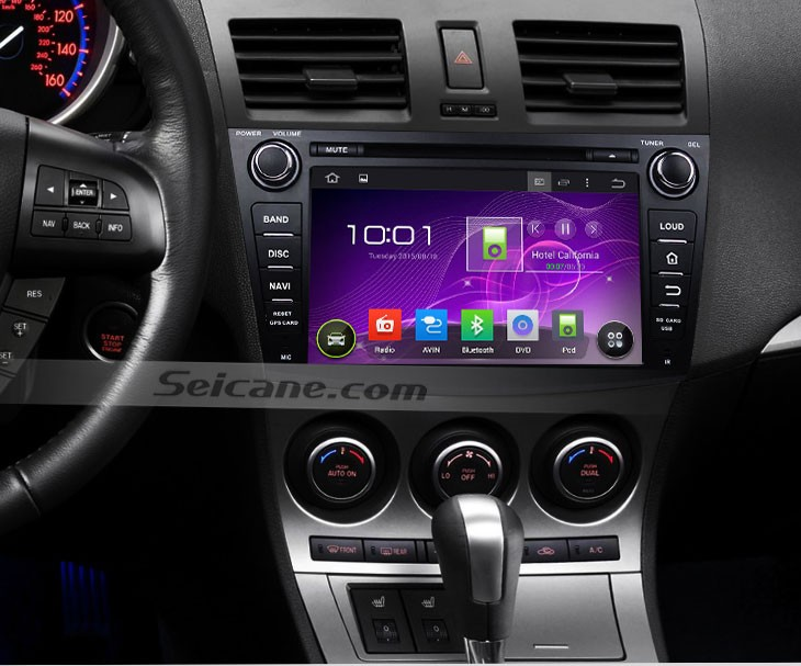 An easy installation instruction for a 2009 2012 mazda 3 car 2009 2012 mazda 3 after installation sciox Images