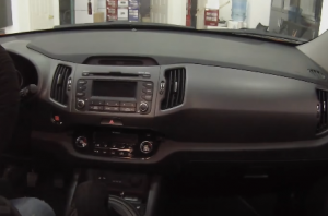The original car radio