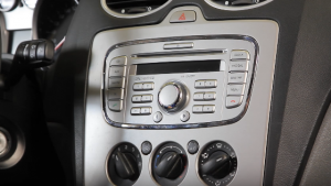 The original car radio