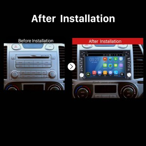 2005 2006 2007 2008 2009-2010 Nissan PATHFINDER     GPS Bluetooth DVD Car Radio after installation