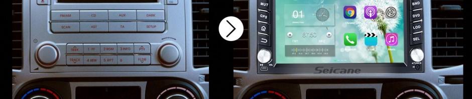 2004 2005 2006 2007 2008-2009 Hyundai TUCSONCar Radio