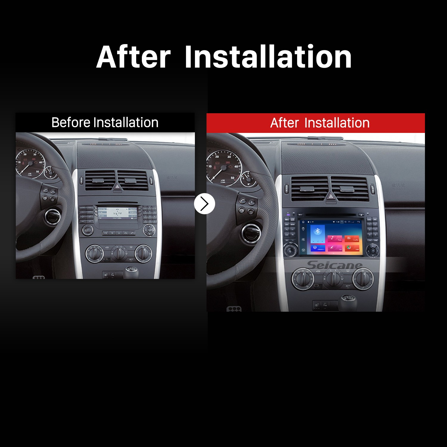 How To Repalce A 2006 2007 2008 2009 2012 Mercedes Benz Viano Vito Car Radio Stereo With Gps Bluetooth Dvd Player Super Quickly Car Stereo Wiki